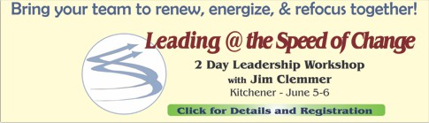 Leading @ the Speed of Change
