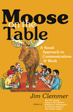 Moose on the Table by Jim Clemmer