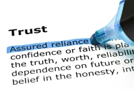 The Six Steps to Trust