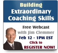 Free coaching Webcast with Jim Clemmer Feb 12 2013