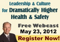 Free Health and Safety Webcast