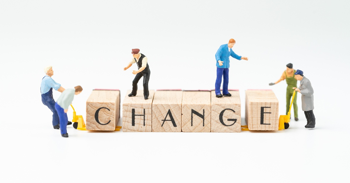 Building an Agile, Change Adaptive Organization