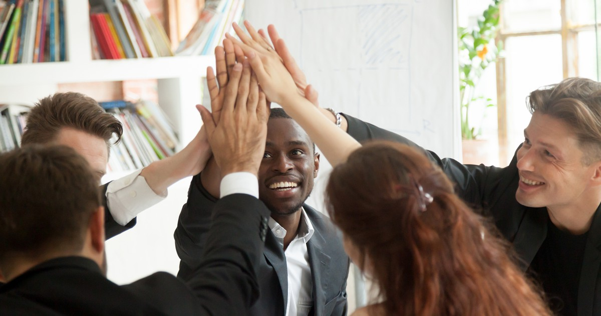 Recognition, celebration, and appreciation are extremely powerful motivators