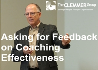 Video Clip: Asking for Feedback on Coaching Effectiveness