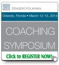 Zenger Folkman Coaching Symposium