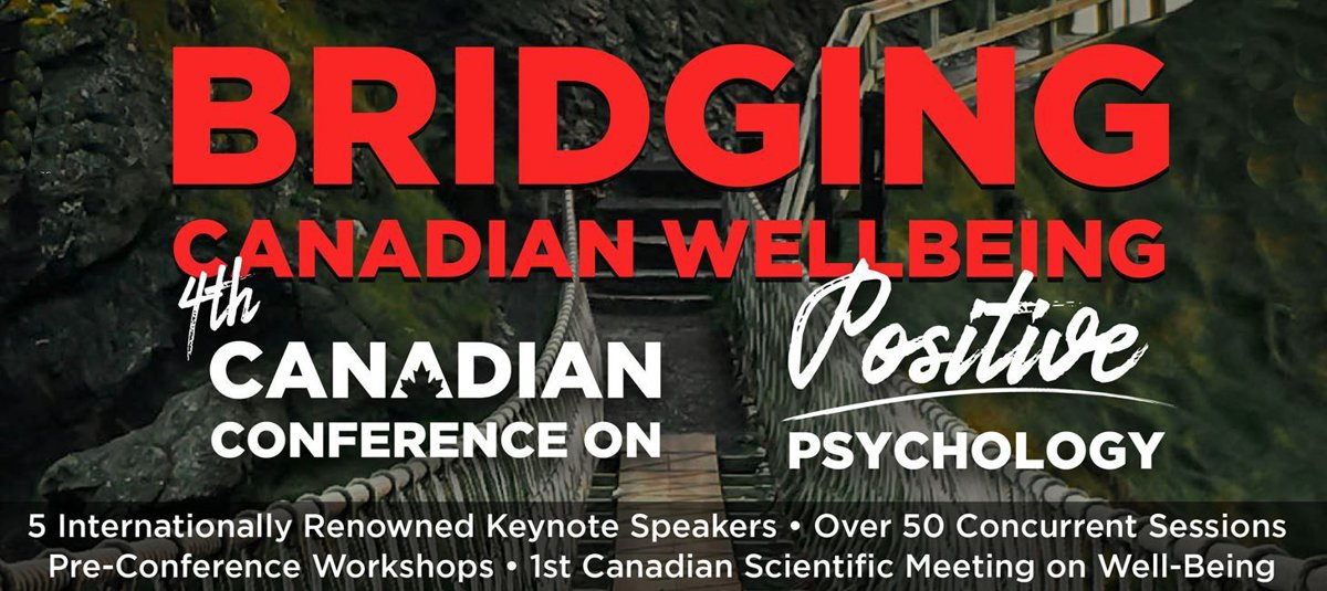 Canadian Conference on Positive Psychology