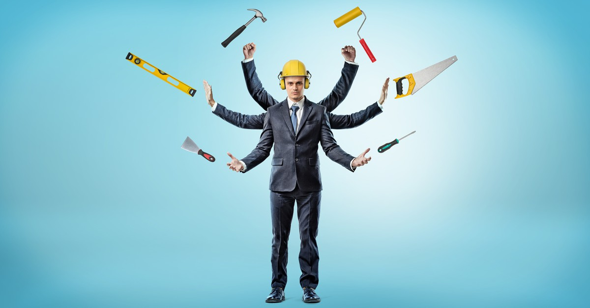 Are You a DIY Manager Choking Growth and Development?