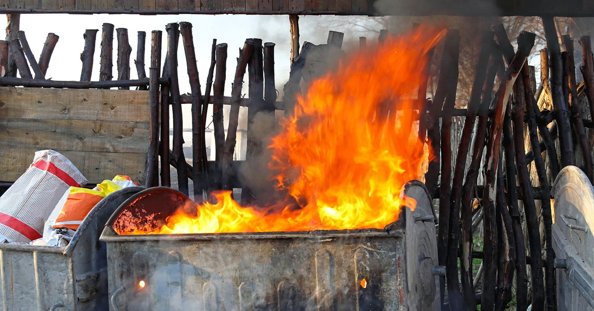 Performance Appraisal dumpster fire