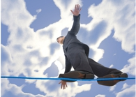 Leadership and Management: The High-Wire Balancing Act