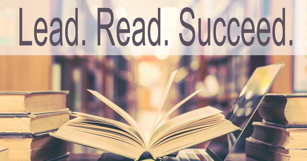 Read. Lead. Succeed.