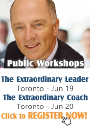Jim Clemmer Public Leadership and Coaching workshops - June 19&20