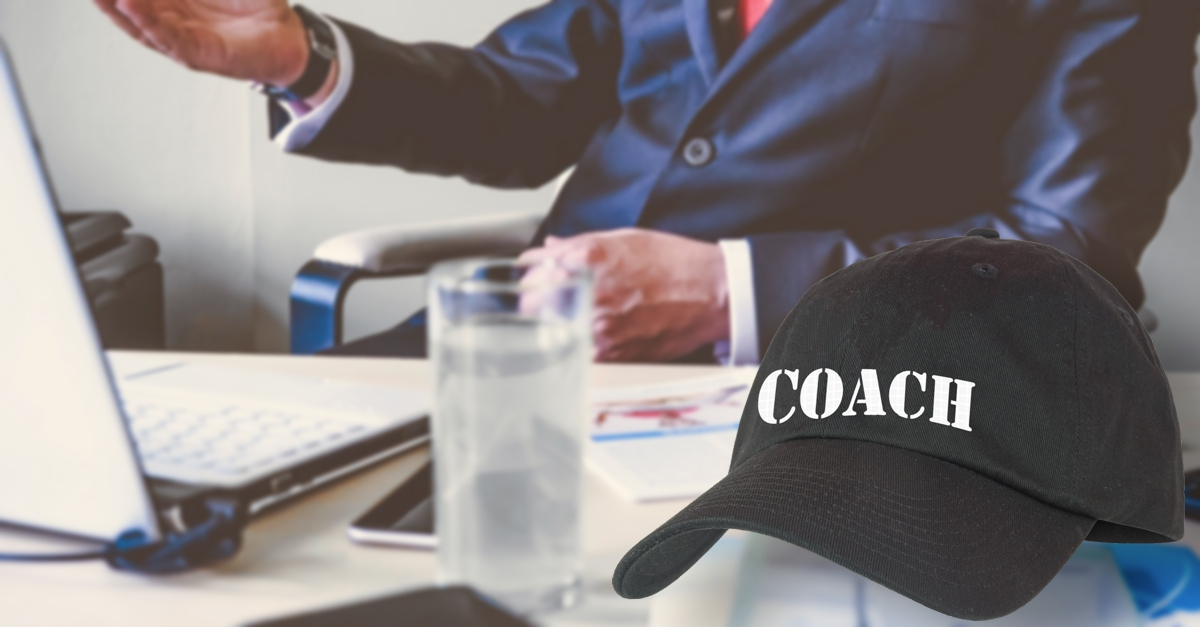 Coaching or micro-managing