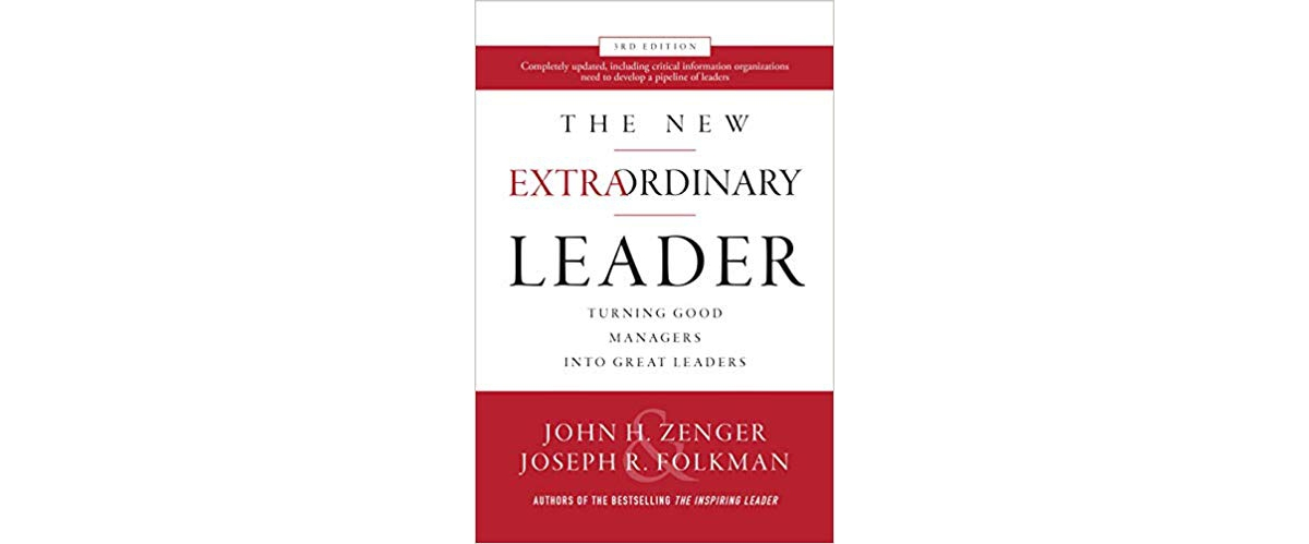The New Extraordinary Leader