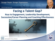Facing a Talent Gap? Archived Webcast Now Available