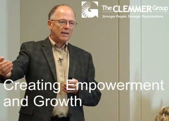 Creating Empowerment and Growth Video Clip