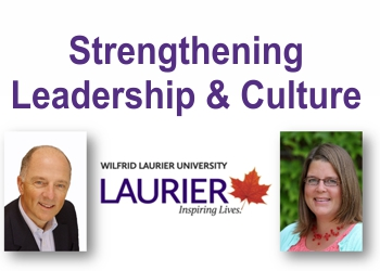 Special Webinar on Developing Leaders at Wilfrid Laurier University