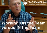 Video Clip: Working ON the Team versus IN the Team