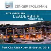 Zenger Folkman Extraordinary Leadership Summit