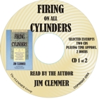 Firing on All Cylinders Audio CD