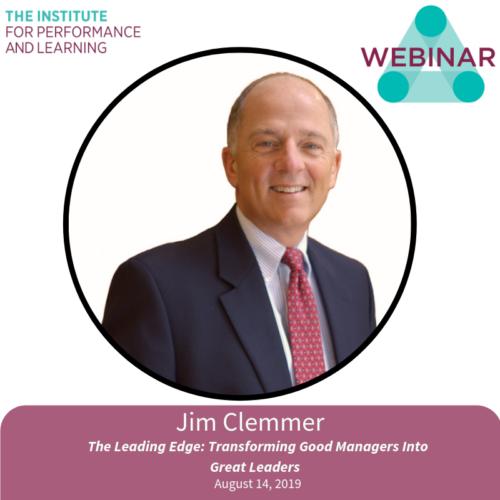 Jim Clemmer Webinar